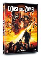 L'OASI DEGLI ZOMBI (1981 Jess Franco) Oasis of the Zombies DVD NUOVO!