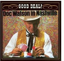 Doc Watson - In Nashville Good Deal [New CD]