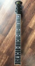 Rare Ovation Legend 1767 Black Acoustic Guitar Neck Maple Great Condition Nice!