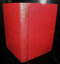 ** through the looking glass, Lewis Carroll.macmillan, hb 1935, illustrated.