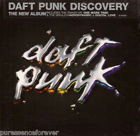 DAFT PUNK - Discovery (UK 14 Track CD Album)