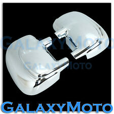 Ford 99-07 Super Duty F250+F350+F450 Triple Chrome plated ABS Mirror Cover kit