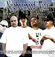 NEIGHBORHOOD VIDA PART 2 SLOW PAIN DYABLO CHICANO RAP