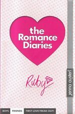 THE ROMANCE DIARIES - RUBY Jenna Austen (Paperback, 2013) Teen Fiction FREE POST
