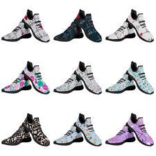 Womens Fashion Nurse Shoes Running Walking Comfort Jogging Sneakers Plus Size