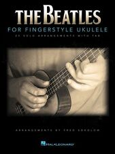The Beatles for Fingerstyle Ukulele Sheet Music Ukulele Book NEW 000124415