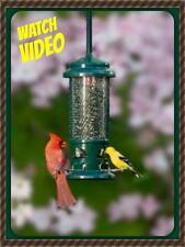 NEW BROME SQUIRREL BUSTER STANDARD BD1057 SQUIRREL PROOF BIRDFEEDER SEED SAVER!