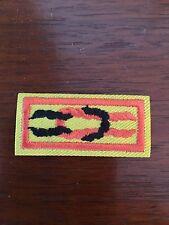 2e8529b9322e Boy Scout Cub Den Leader Award Tigers Official BSA Square Knot Patch
