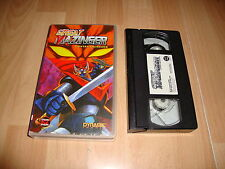 MAZINGER GREAT CONTRA GRENDIZER ANIME EN VHS DEL AÑO 1999 EN BUEN ESTADO