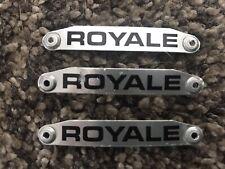 Premier Royale Drum Badge 1980s.