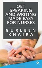 OET Speaking and Writing Made Easy for Nurses Paperback Book [2017]