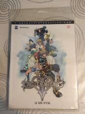 GUIA OFICIAL - PIGGYBACK - KINGDOM HEARTS 2 - PRECINTADA - SEALED - BRAND NEW