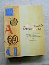 Illuminated Calligraphy Lettering Kit by George Thompson / Writing Pens