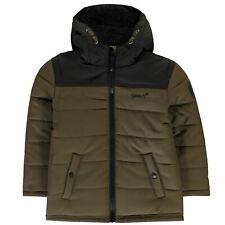 Gelert Boys Clothing Jacket Long Sleeve Hooded Casual Warm Winter