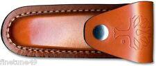 BOKER KNIFE SHEATH - PREMIUM LEATHER SHEATH - MADE IN GERMANY - #90034