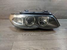 BMW X5 Series E53 LCI Facelift Adaptive Dynamic Xenon Headlight Driver Side