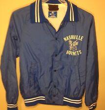 Nashville Hornets - 80s Champion Snap Jacket - Sz: M - Windbreaker - Cool - Coat