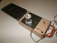 Vintage COC 35mm slide photography projection viewer needs repair pre owned