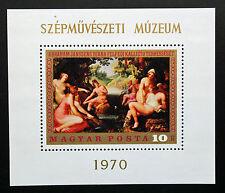 Timbre HONGRIE - Stamp HUNGARY Yvert et Tellier Bloc n°82 n** (Y2)