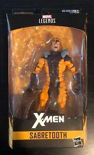 Marvel Legends Sabretooth 6? No Apocalypse BAF 2017 Hasbro X-Men Wolverine