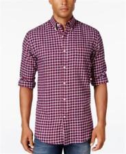 John Ashford Big Tall Long Sleeve Flannel Shirt Mens Size XL New