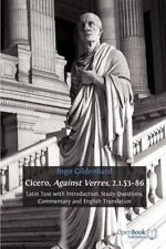 Cicero, Against Verres, 2.1.53-86: Latin Text with Introd... by Gildenhard, Ingo