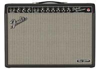 New Fender® Tone Master Deluxe Reverb 100 Watt Combo Amplifier