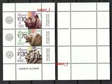 2020 Bulgaria  The Lions of Sofia Sculptures Stone and Bronze Minisheet  MNH**