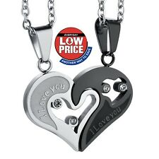 Valentines Romantic Necklace Gifts For Him Her Unique Love Anniversary GIFT NEW!