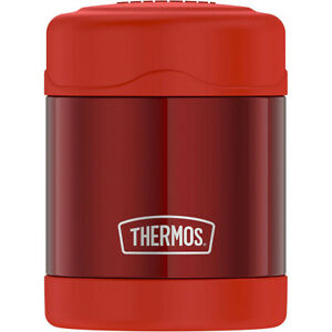 Thermos 10 oz. Kid's Funtainer Insulated Stainless Steel Food Jar - Hot Pepper