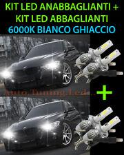 KIT LED LAMPADE ABBAGLIANTI & ANABBAGLIANTI PER BMW SERIE 3 F30 F31 2011+ -.