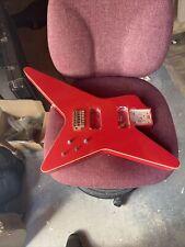 Original Vintage C.1981 Dimarzio Charvel San Dimas Electric Guitar Star Body