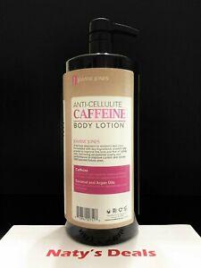 ANTI - CELLULITE CAFFEINE BODY LOTION 32 OZ BY JOANNE JONES