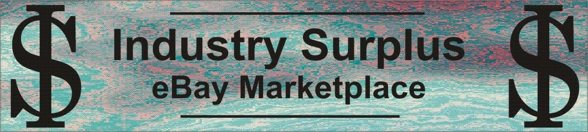 Industry Surplus eBay Store