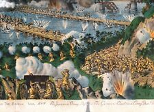 Japan: Antique Print/ Illustration Of The Siberian War No. 4/ Dated 1919
