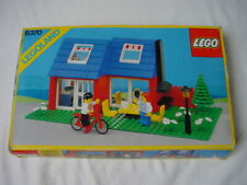 LEGO 6370 WEEKEND HOME - COMPLETE EXCELLENT RARE VINTAGE SET FROM 1985