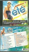 ETE 2009 ( 2CD ) PINK, GREGOIRE, SEAL, LADY GAGA, BRITNEY SPEARS LA FOUINE PEP'S