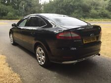 2009 FORD MONDEO TITANIUM X 2.2 DIESEL, 6 SPEED- Damaged Salvage Repairable