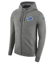 NIKE NFL DETROIT LIONS AW77 HOODIE SWEATSHIRT FOOTBALL NWT SIZE S