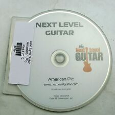 Next Level Guitar DVD Lesson American Pie by Don Mclean New