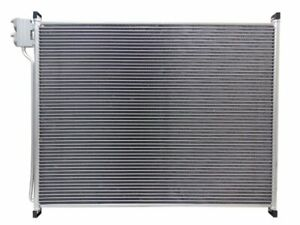A/C AC Condenser For Ford F-350 Super Duty F-250 Super Duty 4883