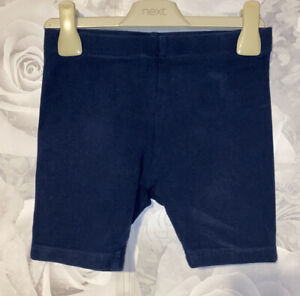 Girls Age 8 (7-8 Years ) Next School PE Shorts - Navy