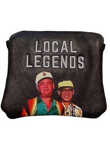 B&B Golf Mallet Putter Headcover - Local Legends