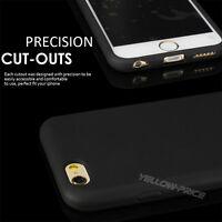 """Soft Anti-Scratch/Shock TPU Rubber Case Bumper For Apple iPhone 6 6S 4.7"""" w/Film"""