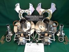 1966-1975 Early Ford Bronco front Drum-to-DISC BRAKE CONVERSION KIT,dana 30+44
