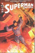 Superman Univers N°12 - Urban Comics/D.C. Comics - Février 2017