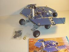 Discovery Mars Erkundungs-Rover, Exploration Rover, LEGO®Set 7471 kompl m OBA