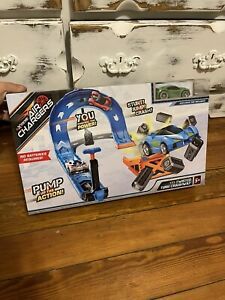 New Air Chargers Little Tikes 647727 Little Tikes Twisted Turn Crashway Playset