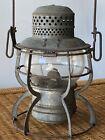 Vintage Armspear Mfg. Co N.Y. 1925 A.C.L Railroad Lantern Adlake ~ All Original