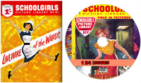 Schoolgirls Picture Library Comics On PC DVD Rom (CBR/CBZ FORMAT) 124 issues